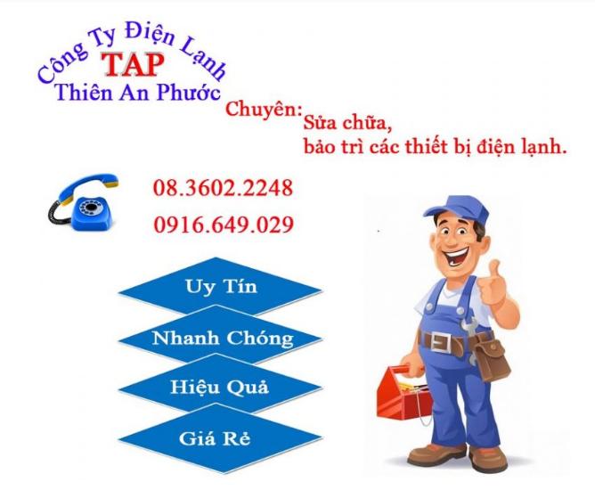 Dien lanh Thien An Phuoc